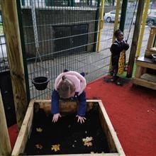 EYFS playground equipment Manchester