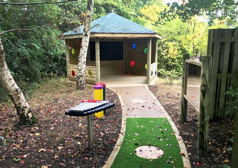 outdoor gazebo for schools