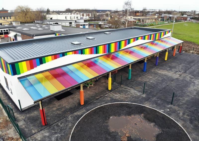 Canopies for schools