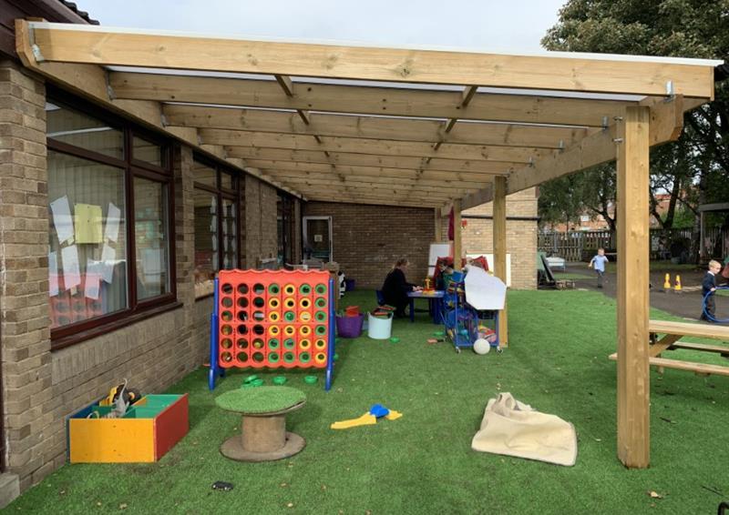 School Playground Canopies