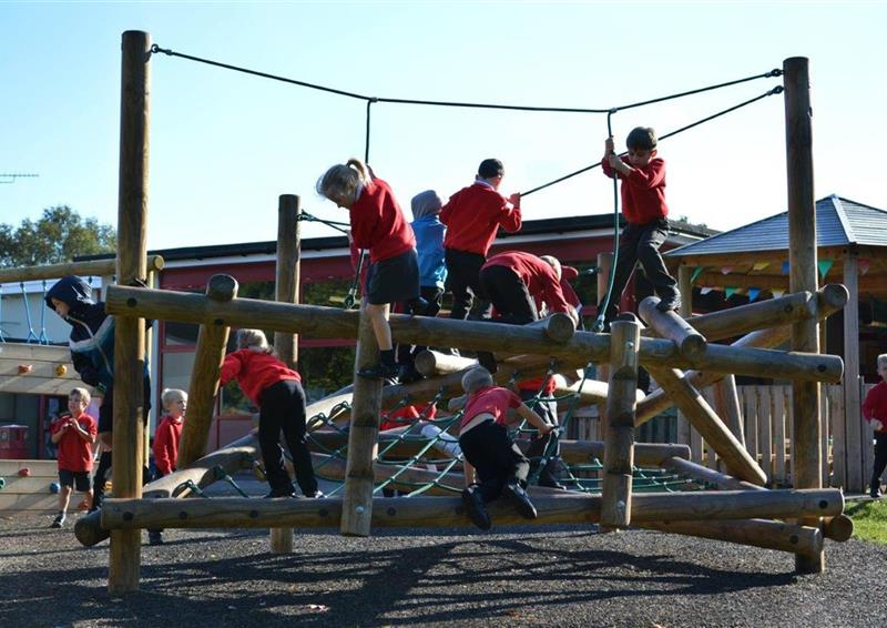 school climbing frames