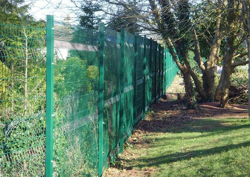 playground security fencing for schools