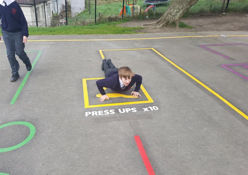 playground markings sports premium ideas