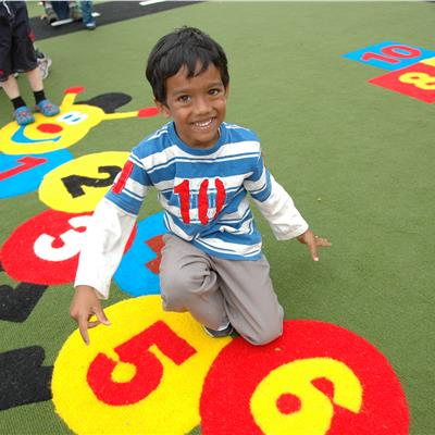 Outdoor Playground Carpet - Safeturf
