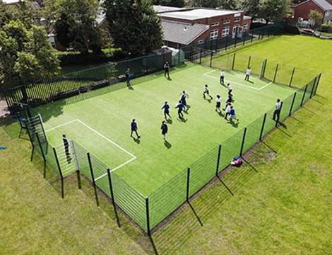 MUGAs - Multi Use Games Areas For Schools
