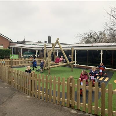 Playground Fencing For Schools and Nurseries