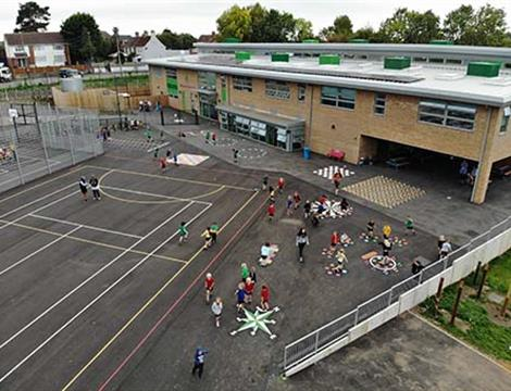 Playground Markings For Schools And Nurseries
