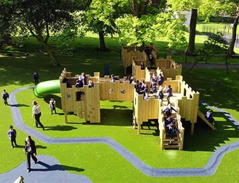 Imaginative Treehouses For Schools and Playgrounds