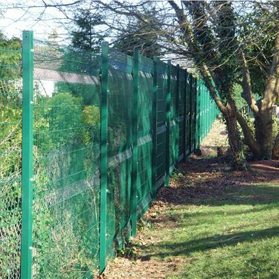 School Security Fencing For Safeguarding
