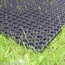 Rubber Grass Mats - Playground Safermats