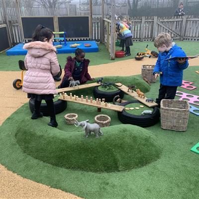 Playground Landscaping & School Landscape Designs