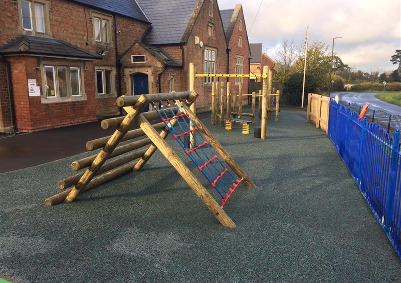 bark chippings for schools