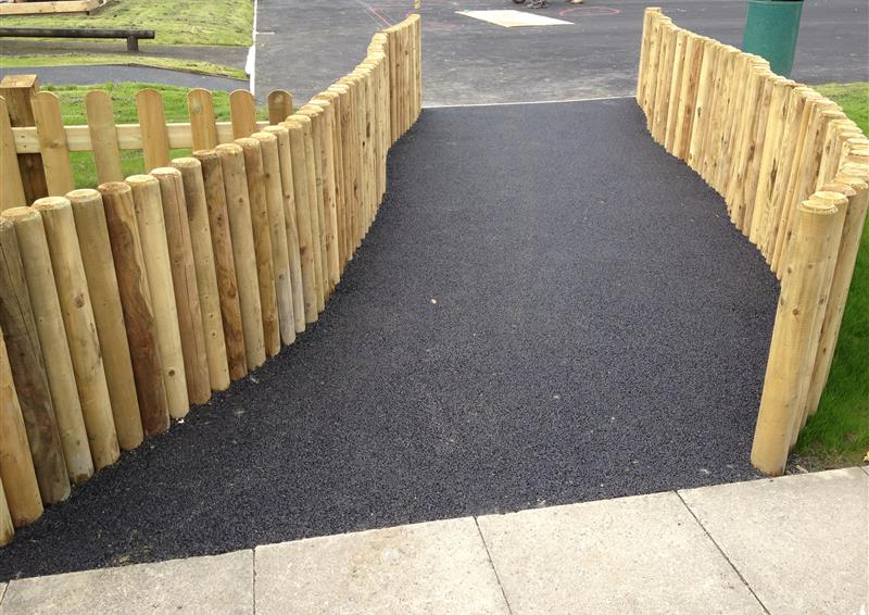 playground tarmac surfacing