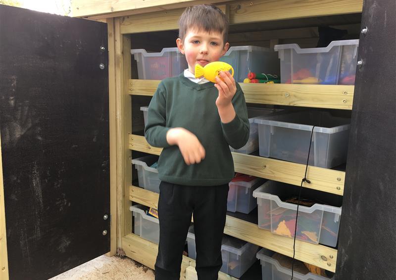 school playground storage solutions
