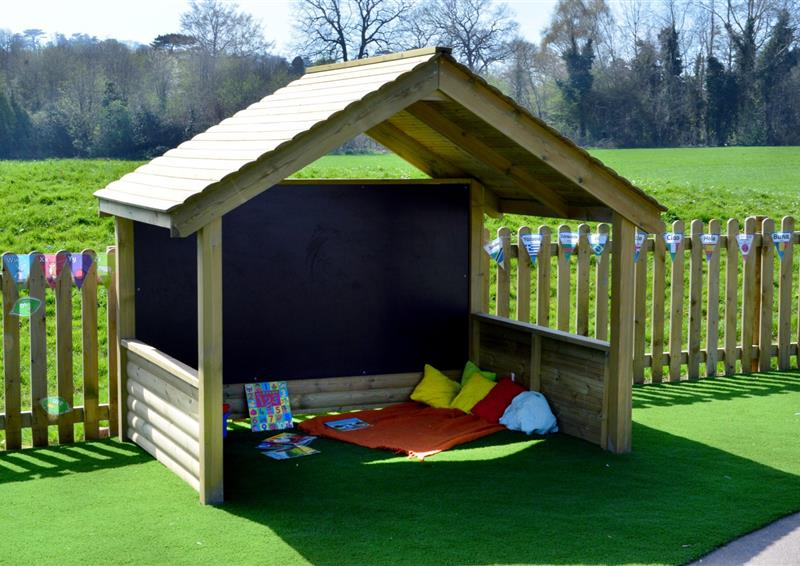 eyfs wooden playhouses