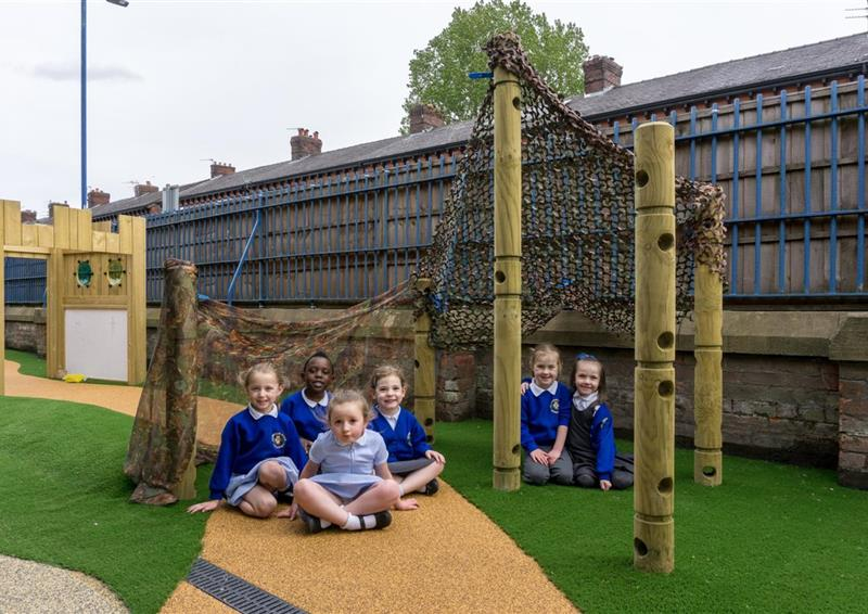 eyfs den making