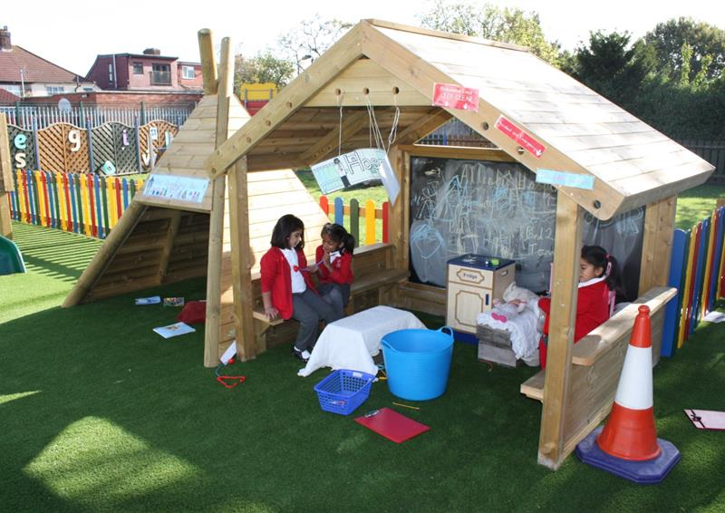 playhouses for schools