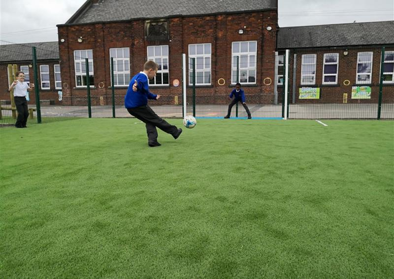 school astroturf pitches