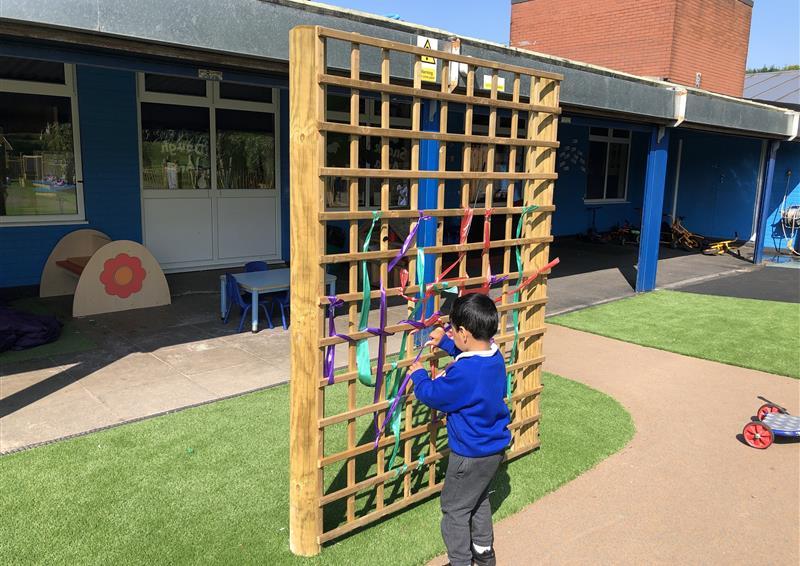 School Playground Fencing