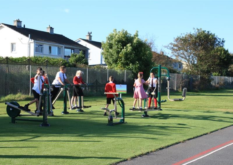 Gym Equipment for Schools
