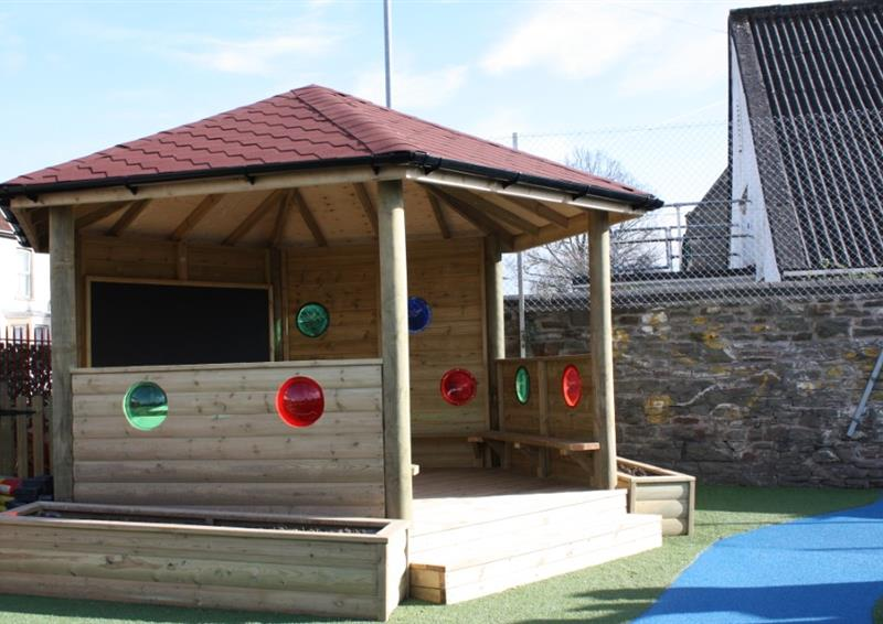 Sensory Gazebos for Schools