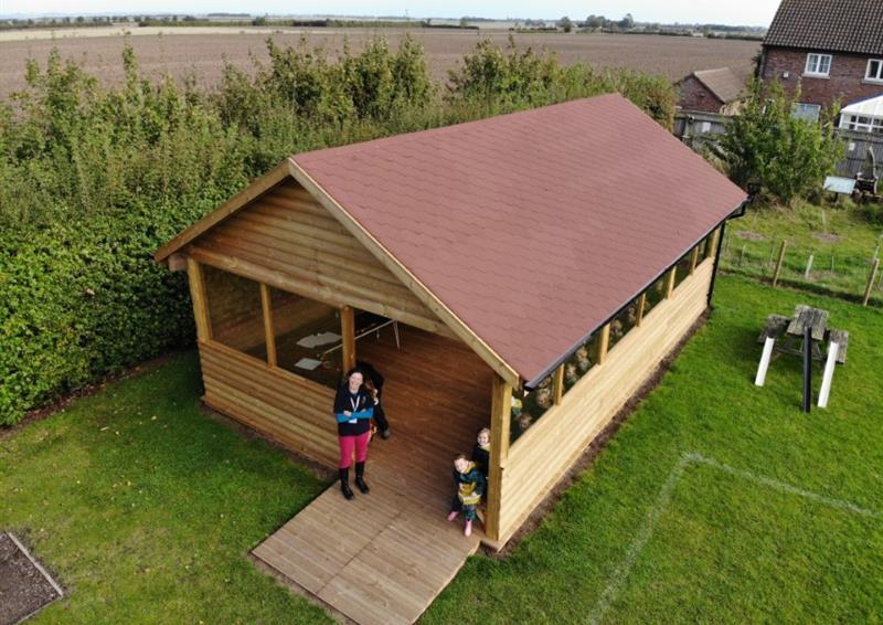 outdoor classrooms for schools