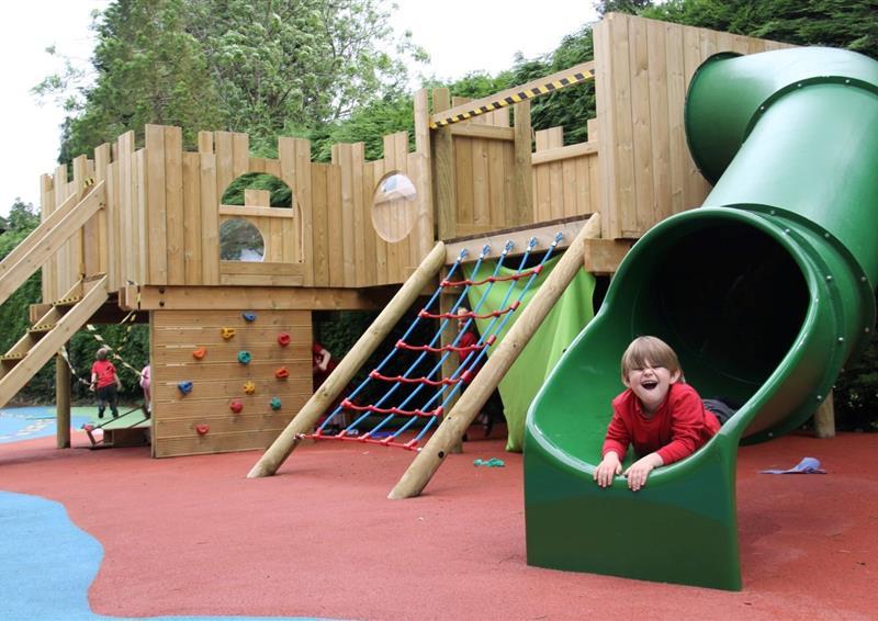 playground castle