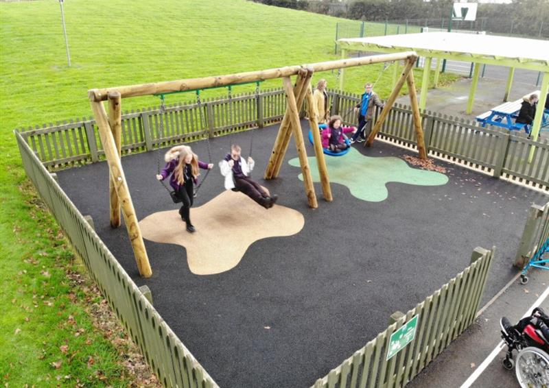 swings for primary schools