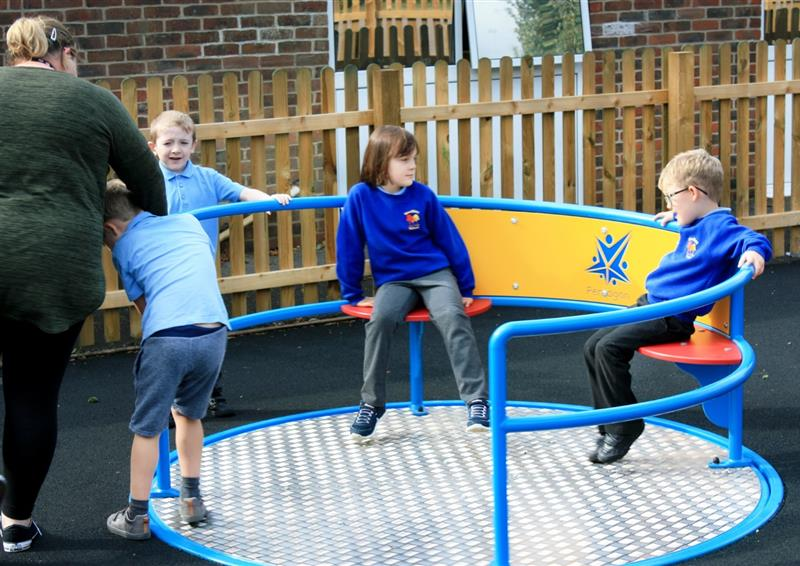 roundabouts for school playgrounds