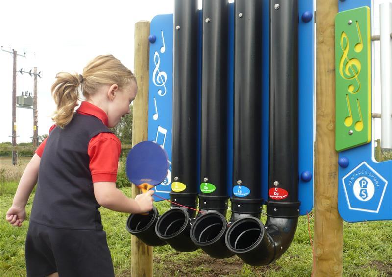 outdoor musical instruments for schools