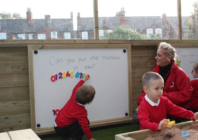 outdoor play panels