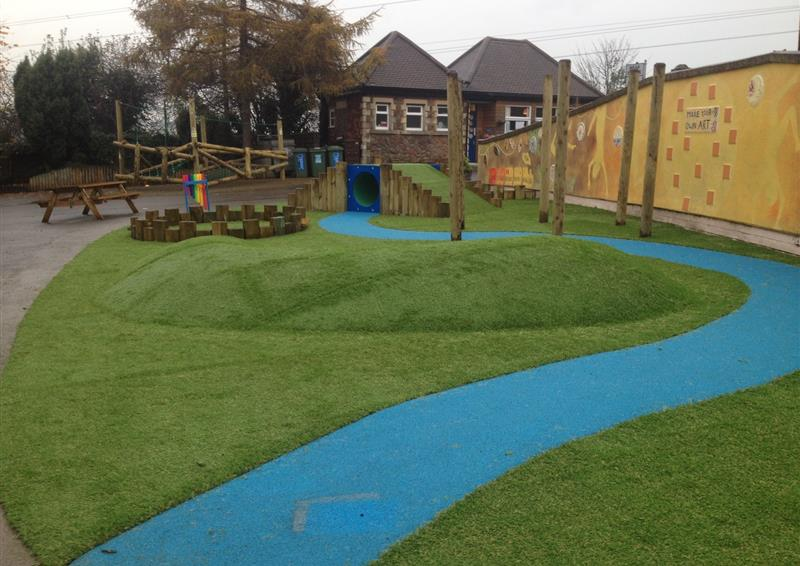 playground landscaping