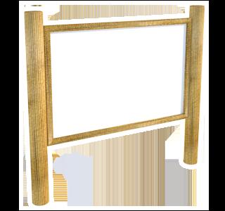 Giant Whiteboard