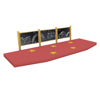 Large Performance Stage