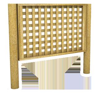 Weaving Panel Trellis