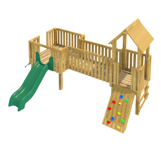 Kenilworth Modular Play Tower