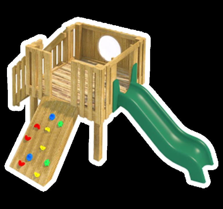Restormel Modular Play Tower