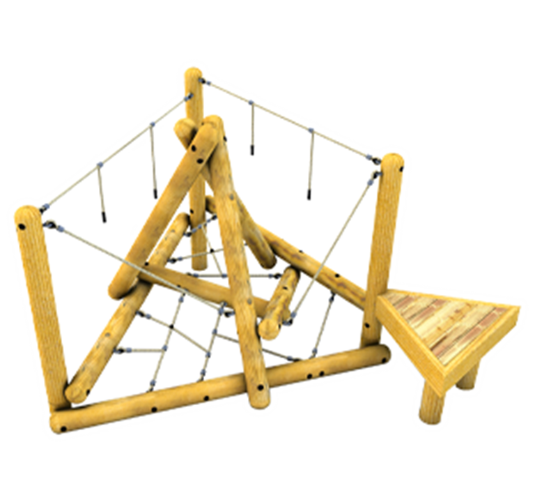 Pinnacle Hill Climber with Platform