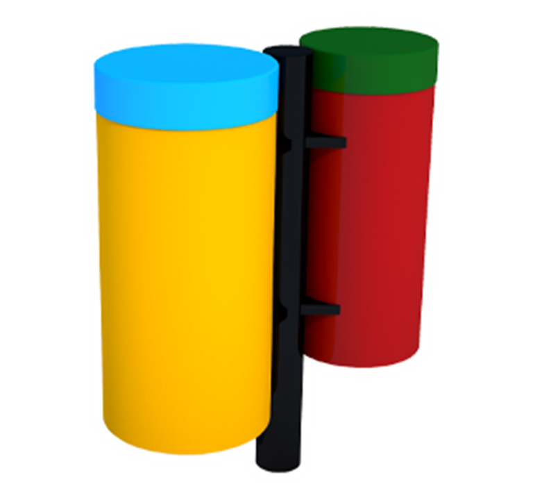 Duo African Drums