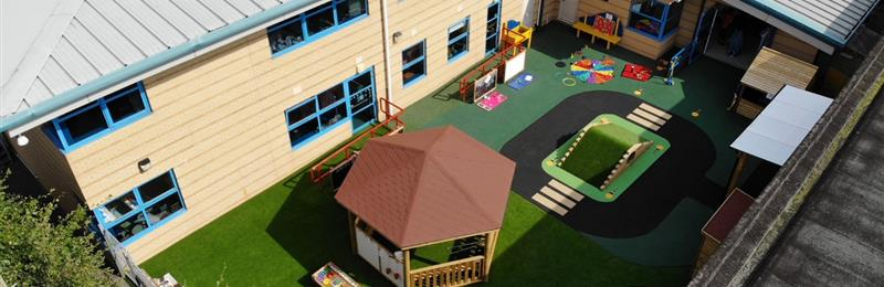 Playground Equipment for SEN Schools