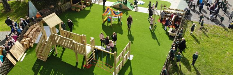 Early Years Playground Ideas