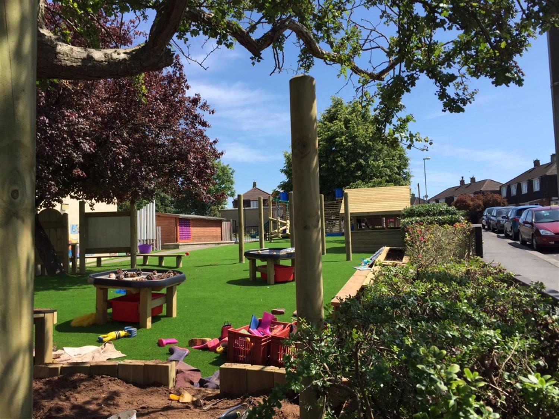 St Teresa s Bristol EYFS Playground