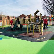 Christ Church Primary's Playground Developments