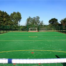 St Helen's Primary School's Multi Use Games Area