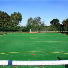 St Helen's Primary School's Multi Use Games Area