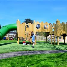 Henbury Court's EYFS Playground Transformation