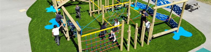 St Matthew's Active Playground Environment