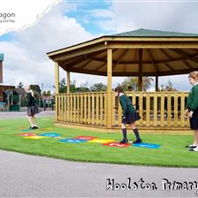 Woolston Primary School's Playground Development