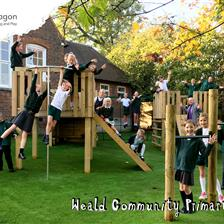 Weald Community School's Playground Tower