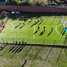 St Cleopas Primary's MUGA Pitch